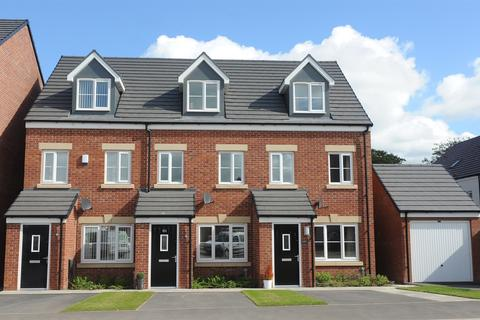 3 bedroom semi-detached house for sale - Plot 10, The Windermere  at Bramble Rise, North Road, Hetton-le-Hole DH5