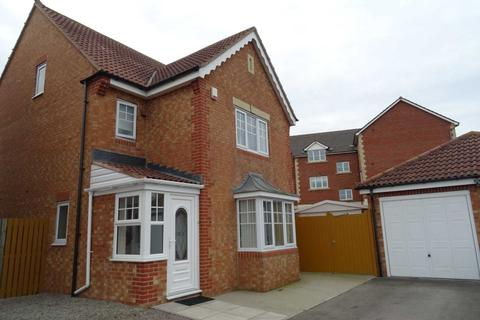 4 bedroom detached house for sale - Cornflower Close, Hartlepool