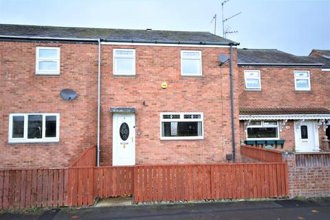 2 bedroom terraced house for sale - East Green, West Auckland, Bishop Auckland, DL14 9HH