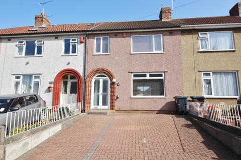 3 bedroom terraced house - Claverham Road, Bristol, BS16 2HT