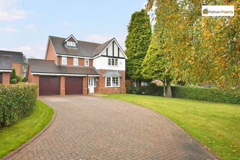 5 bedroom detached house for sale - Franklin Drive, Blythe Bridge, Stoke-on-Trent
