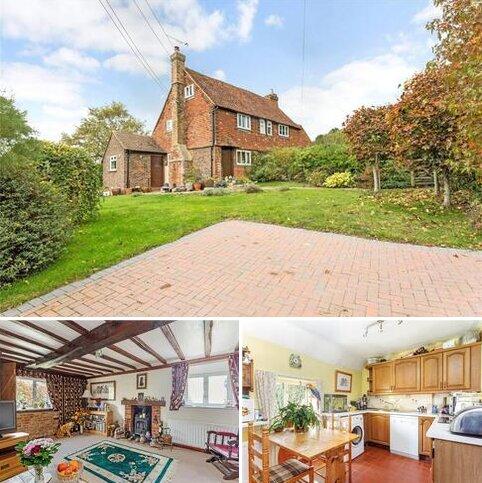 3 bedroom semi-detached house for sale - Anchor Cottages, Hubbards Hill, Weald, Sevenoaks, TN14