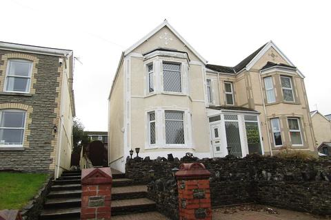 3 bedroom semi-detached house - Station Road, Glais, Swansea, City And County of Swansea.