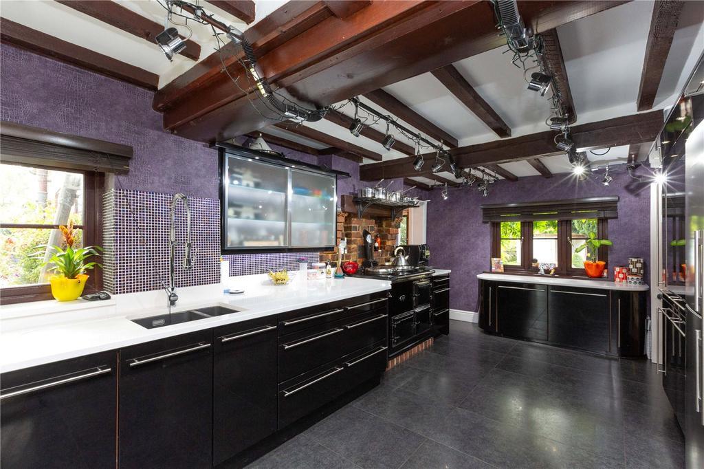 Chorlton Mill kitchen