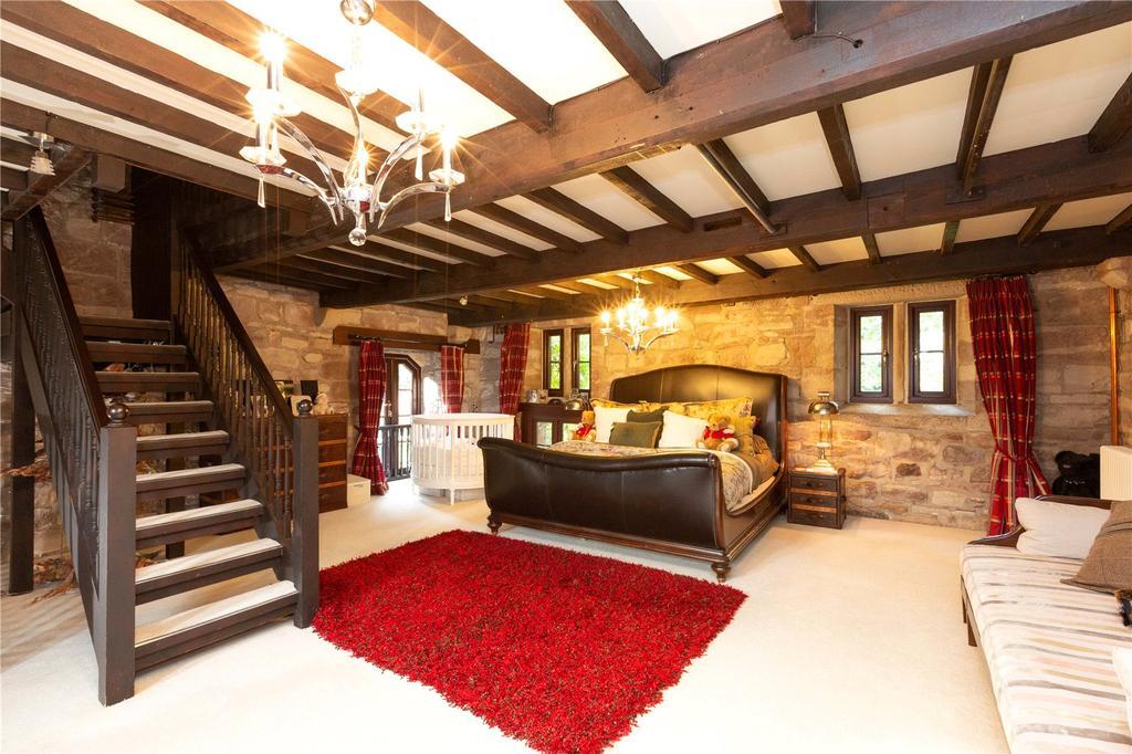 Chorlton Mill bedroom
