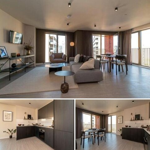 2 bedroom penthouse to rent - Hulme Hall Road, Manchester, M15