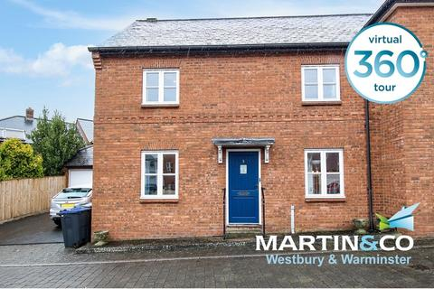 3 bedroom semi-detached house for sale - Bitham Mill, Westbury