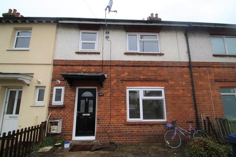 4 bedroom terraced house to rent - Abingdon Road,