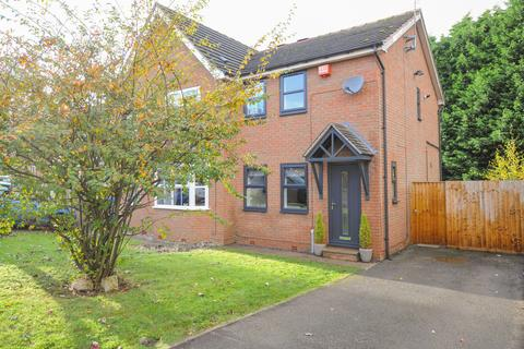 2 bedroom semi-detached house for sale - Blackthorn Close, Hasland, Chesterfield