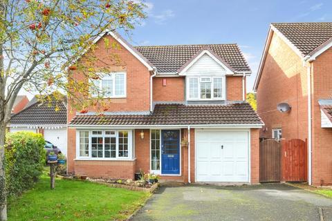 4 bedroom detached house for sale - Park End, Newport