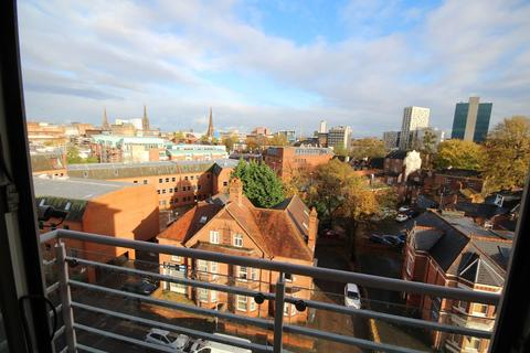 2 bedroom penthouse - Osbourne House, Queen Victoria Road, Coventry