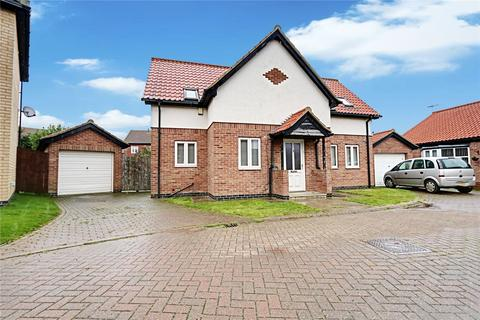 3 bedroom detached house for sale - The Brambles, Easington, Hull, HU12
