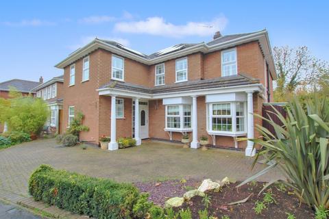 5 bedroom detached house for sale - Pallett Drive, St Nicolas Park , Nuneaton