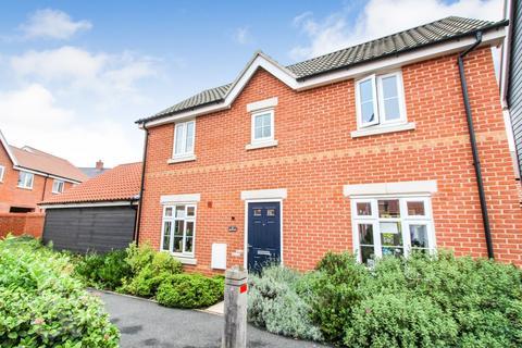 3 bedroom detached house for sale - Kingfisher Walk, Loddon, Norwich