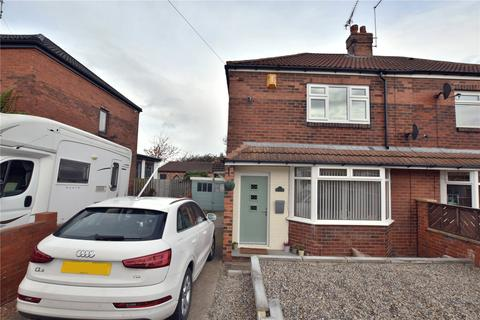 2 bedroom semi-detached house for sale - Casson Avenue, East Ardsley, Wakefield