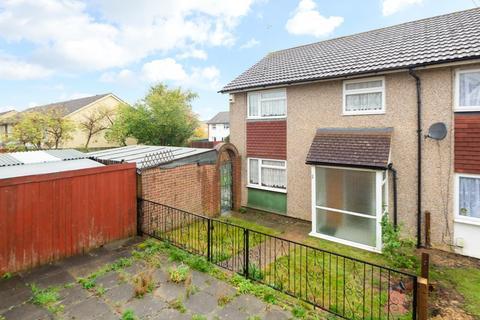 3 bedroom end of terrace house for sale - Luddenham Close, Ashford, TN23