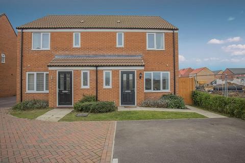 3 bedroom semi-detached house for sale - Julius Court, Cardea, Peterborough, Cambridgeshire. PE2 8SY