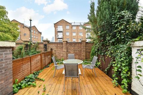 2 bedroom terraced house for sale - Blyth Close, Canary Wharf, London, E14