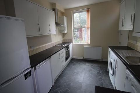 5 bedroom terraced house to rent - Cardigan Road, Hyde Park, Leeds, LS6 1QL