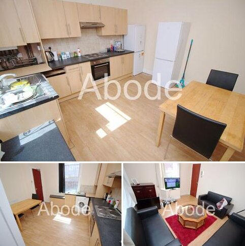 4 bedroom house to rent - Branksome Place, Leeds, West Yorkshire