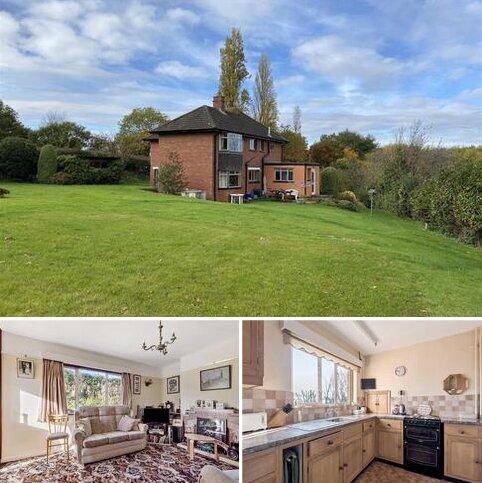 4 bedroom detached house for sale - Alphington outskirts