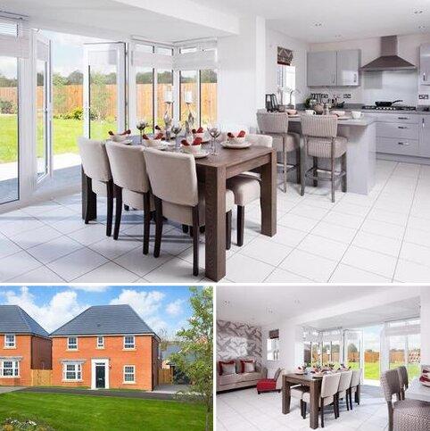 4 bedroom detached house for sale - Plot 297, Bradgate at Harland Park, Cottingham, Harland Way, Cottingham, COTTINGHAM HU16