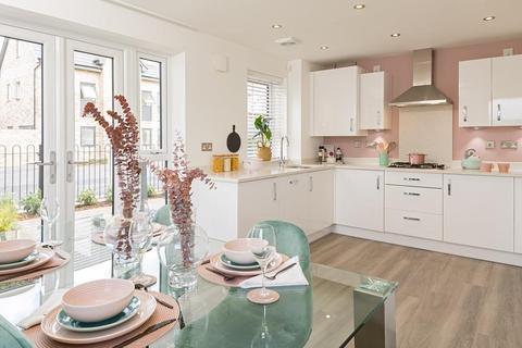 4 bedroom semi-detached house for sale - Plot 45, HESKETH at Canalside @ Wichelstowe, Mill Lane, Swindon, SWINDON SN1