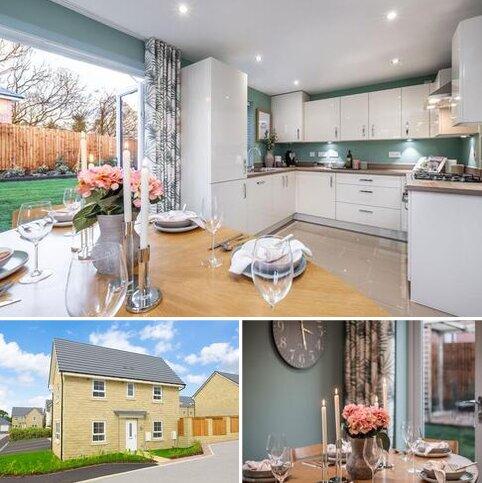 3 bedroom detached house for sale - Plot 117, Moresby at Helme Ridge, Meltham, Helme Lane, Meltham, HOLMFIRTH HD9