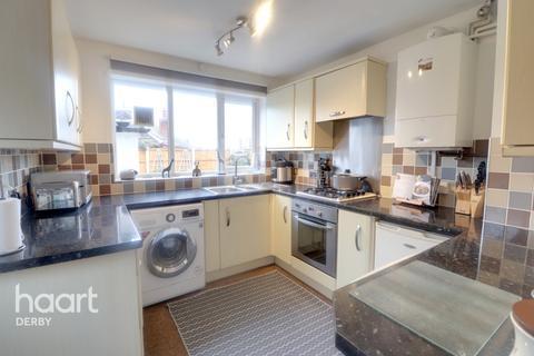 3 bedroom semi-detached house for sale - Clover Close, Spondon