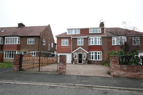 6 bedroom semi-detached house for sale - Cheviot View, Ponteland, Newcastle Upon Tyne, Northumberland, NE20