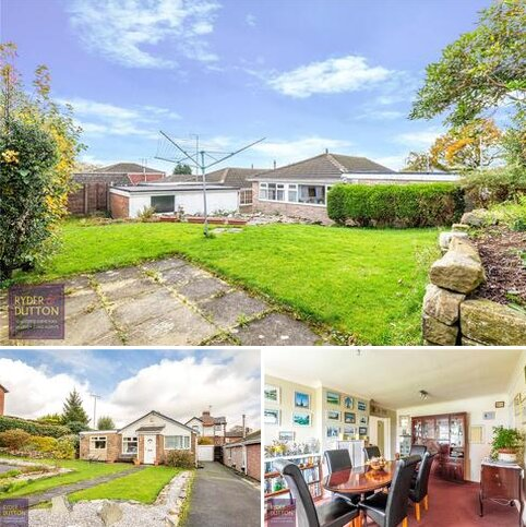 3 bedroom detached bungalow for sale - Hillstone Avenue, Shawclough, Rochdale, Greater Manchester, OL12