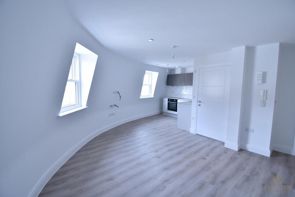 Top Floor brand new one bedroom apartment   Last
