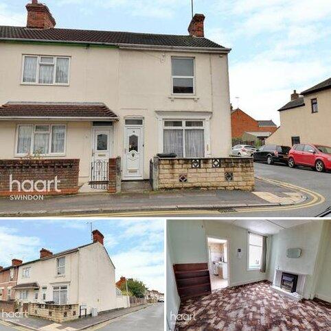 3 bedroom end of terrace house for sale - Whiteman Street, Swindon