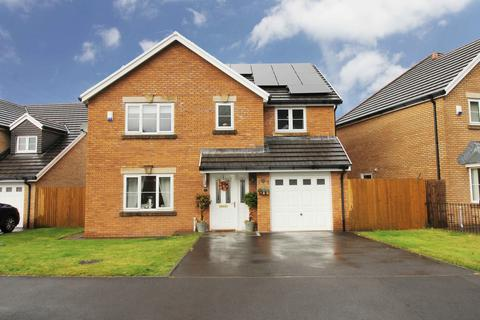 4 bedroom detached house for sale - Copper Beech Drive, Tredegar, NP22 4FD