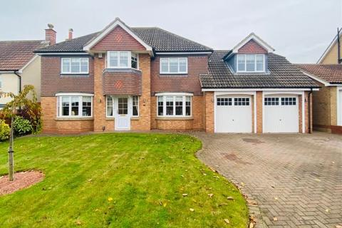 5 bedroom detached house for sale - FEWSTON CLOSE, ELWICK RISE, HARTLEPOOL