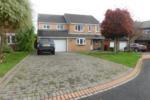 4 bedroom detached house for sale - HILLSTON CLOSE, NAISBERRY PARK, HARTLEPOOL