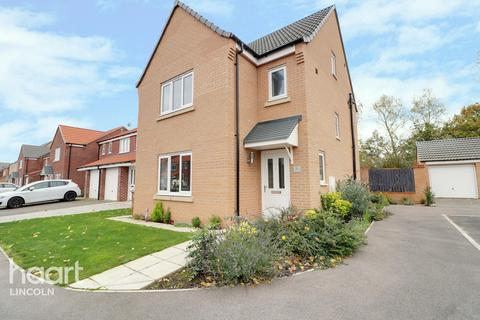 4 bedroom detached house for sale - Furnace Close, Lincoln