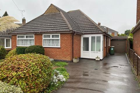 2 bedroom detached bungalow for sale - Boswell Street, Narborough, LE19 3ED