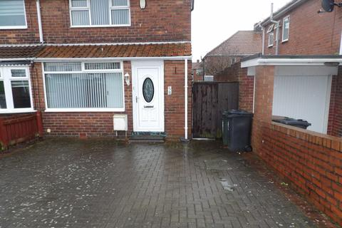 2 bedroom semi-detached house - Hotspur Road, Wallsend, Tyne and Wear, NE28 9HB