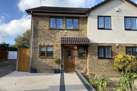 3 bedroom semi-detached house for sale - Crusader Road, Bearwood, Bournemouth, Dorset, BH11