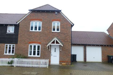 3 bedroom semi-detached house to rent - McArthur Drive Kings Hill West Malling ME19 4GW