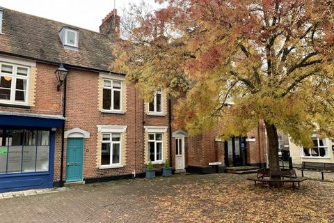 3 bedroom terraced house for sale - Cornmarket, Wimborne, BH21 1JL