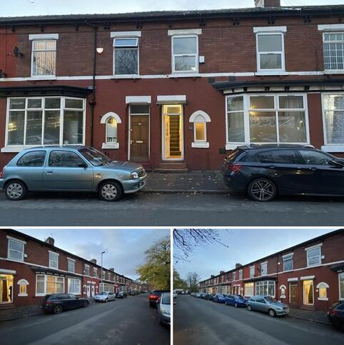 5 bedroom terraced house to rent - Manchester , M14