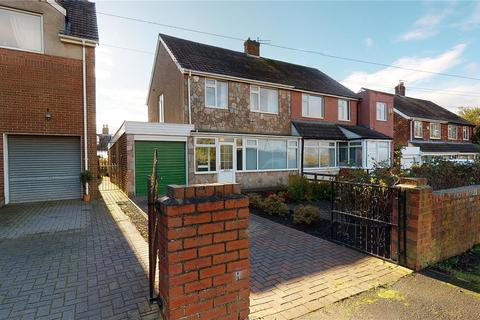 3 bedroom semi-detached house for sale - Melrose Gardens, Newbottle, Houghton Le Spring, Tyne & Wear, DH4