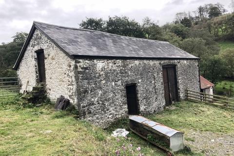 Barn for sale - Crugybar, Llanwrda, Carmarthenshire.