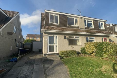 3 bedroom semi-detached house to rent - Hallane Road, St Austell