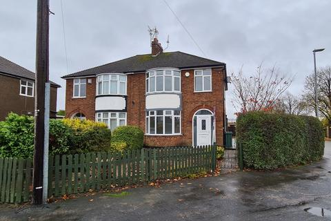 3 bedroom semi-detached house to rent - Park Drive, Leicester Forest East, LE3