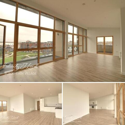 4 bedroom flat to rent - Royal Sovereign House, SE18