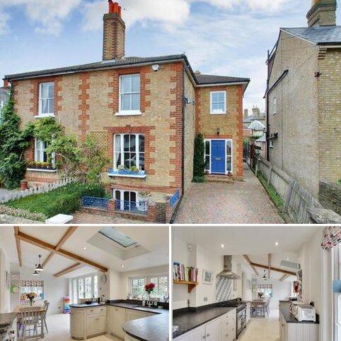 3 bedroom semi-detached house for sale - Bradbourne Road, Sevenoaks, Kent, TN13