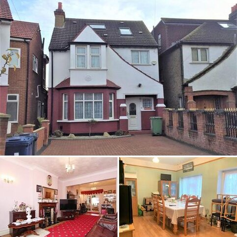 4 bedroom detached house to rent - Balfour Road, Acton,London W3